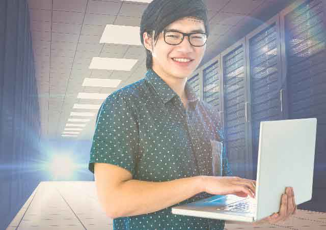 Asian Server Engineer